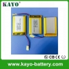 China 1200mAh 3.7V Li-ion Battery Cell Recharger For Hot Sale for sale