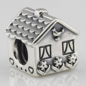 China european beads and charms House Silver Charms Bead on sale