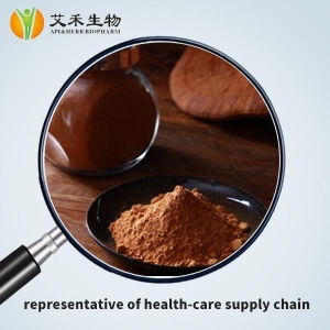 China Red Reishi Mushroom Extract (reishi Polysaccharides) on sale