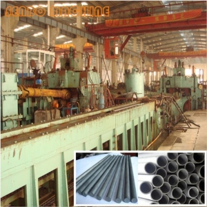 China MS Steel Pipe Hot Rolling Making Machines on sale