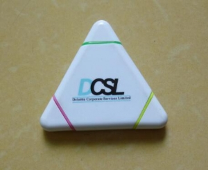 China Colorful Triangle Highlighters on sale