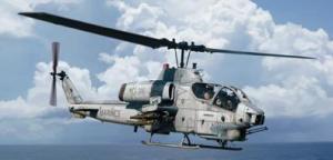 China USMC AH-1W SuperCobra Attack Helicoper on sale