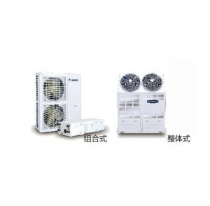 China HF series of indoor floor heating air conditioning units on sale