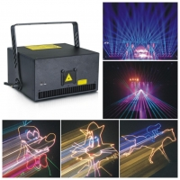 China JN-20146W RGB full color Animation Laser Light on sale