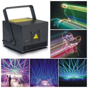 China JN-2010 1W RGB full color Animation Laser Light on sale