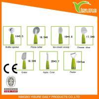 China 7 piece kitchen utensil set on sale