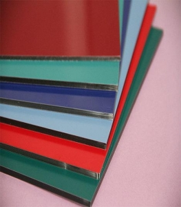 China Aluminum Composite Panels High Gloss ACP on sale
