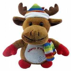 China Dog products YK-HGDT009 Christmas Reindeer Edward on sale