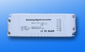 China LED Lamps DALI to 1-10V Converter(three channels) on sale