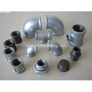 China High pressure gi malleable iron pipe fittings on sale