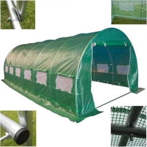 China Greenhouse Pollytunnel Poly Tunnel on sale