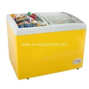 China Refrigerated and Frozen Meat Display Freezer on sale