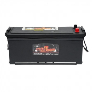 China 12V 135Ah Durable Non-pollution Auto Battery Din135 MF Rechargeable Reliable Car Battery on sale
