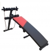 China High Quality Incline Sit Up Bench With Height Adjustable for sale