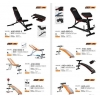 China Dabang Professional Produce Sit Up Bench,weight Bench ,fitness Equipment ,climber Fitness Equipment for sale
