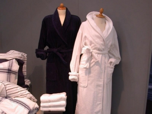 China men's bathrobe on sale