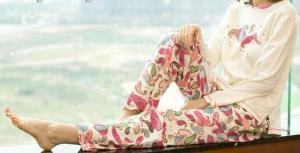 China ladies' pyjama set on sale