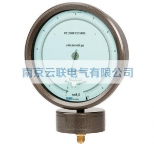 China 612.11 Capsule pressure gauge Test gauge series, class 0.1 and 0.25 on sale