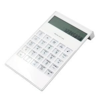 China 8 Digits Perpetual Calendar Calculator with World Time on sale