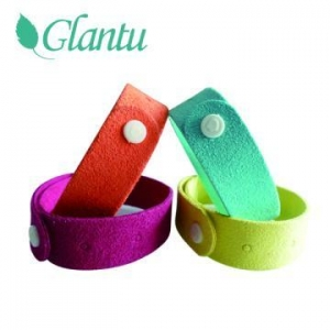 China Mosquito Wristband bug repelling band mosquito bracelet on sale