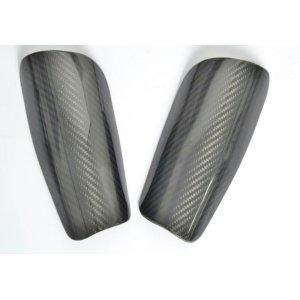 China Carbon Fiber Accessories carbon fibre sport goods shin guards on sale