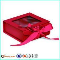 High Luxury Custom Logo Scarf Box