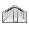 China Metal Chicken Coop Run for sale