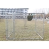 China The Chain Link Dog Kennel for sale