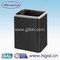 China Small metal trash can on sale