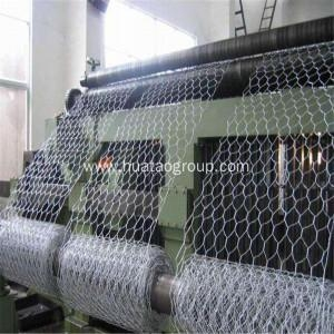 China Hot Dipped Gabion Basket on sale