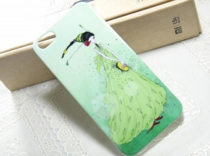 China Rechargeable Fan Product name:Customized design for iphone case on sale