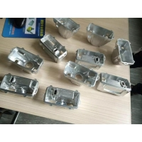 Customized Motorcycle aluminum Parts For Rapid Pro