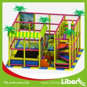 China Child's indoor amusement playground on sale