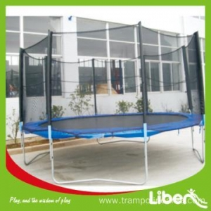 China Cheap wholesale large outdoor trampolines on sale