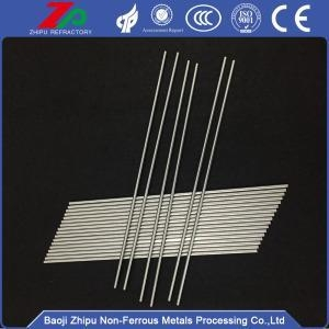 China Pure tungsten welding rod for sale on sale