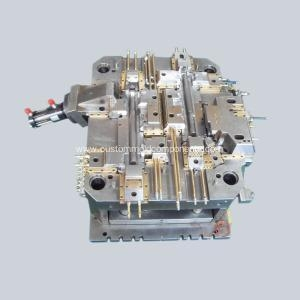 China Auto Radiator Tank Molding on sale