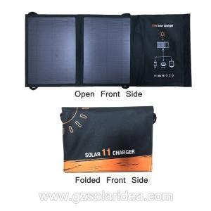 China Best Buy 11W Solar Charger For Electronics on sale