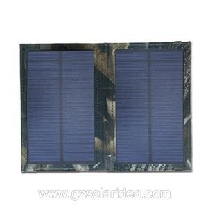 China 5V 0.5A Portable Solar Charger For Cell Phones on sale