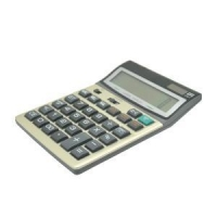 China 12 Digits Desktop Check and Correct Calculator on sale