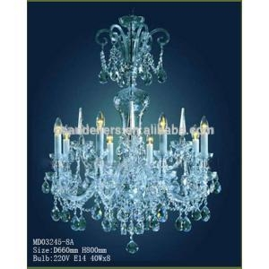 China Crystal Chandelier K9 modern Decorative antique Crystal chandelier on sale