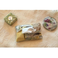 China Yellow Bird Tissue Pack Cover on sale