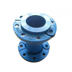 China Loose Flange Fitting Double Loose Flange Pipe EN545 ISO2531 on sale
