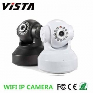 China 720p Wifi CCTV Indoor Camera with Two Way Audio on sale