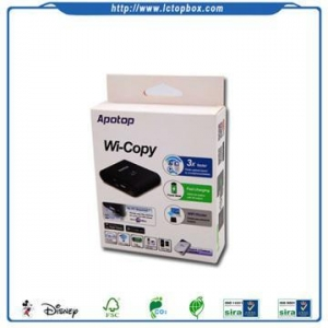 China Power Bank White Paper Box Packaging on sale