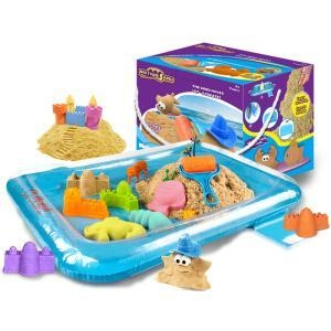 China Motion sand kinetic sand games beach molds on sale