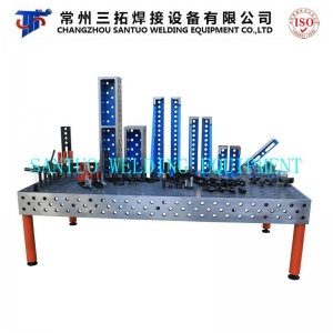 China Welding Table 3D Modular Welding Table on sale