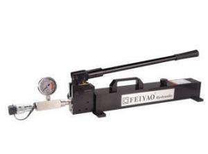 China Hydraulic Pump Ultra high pressure hydraulic hand pump on sale