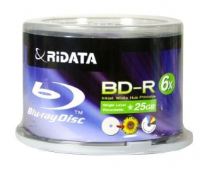 China Consumer Products RiDATA Blue-ray Disc (BD-R / BD-RE) on sale