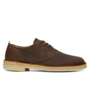 China Men's Desert London Brown Lace-Up Shoe on sale