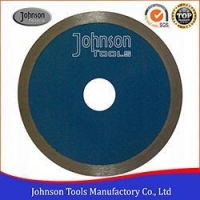 China 105mm Sintered Diamond Wet Cutting, Continuous Rim, Ceramic Tile Cutting Saw Blade on sale